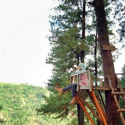 lokasi rute  harga tiket masuk hutan wisata sreni