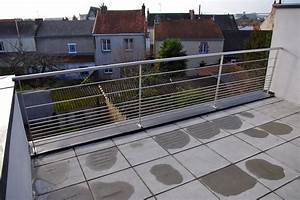Garde De Corps Terrasse : garde corps de la terrasse projet n 19 ~ Melissatoandfro.com Idées de Décoration