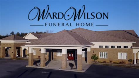 Wilson Funeral Home by Ward Wilson Funeral Home Cremation Services Memory
