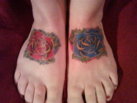 piede fiori 189 meravigliosi tatuaggi sul piede