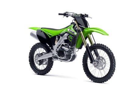 Kawasaki Kx Modification by 2012 Kawasaki Kx 250f Revealed Bike Motorcycle Modification