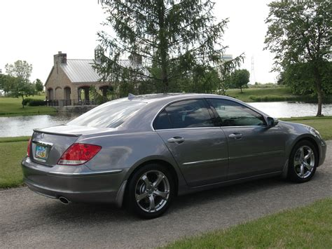 Maximumeffort 2006 Acura Rl Specs, Photos, Modification