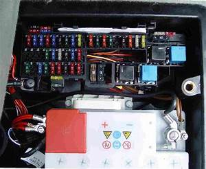 Peugeot 1007 Fuse Box Diagram