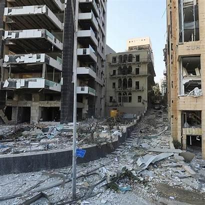 Beirut Blast Damage Caused Explosion Zimetro Others