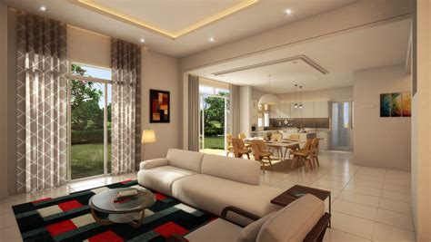 Home Terrace : New & Sty Terrace/link House For Sale At Aquamarine