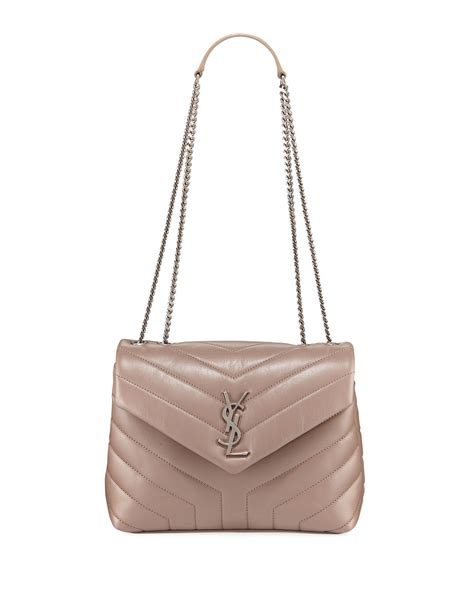 saint laurent loulou monogram ysl small chain bag neiman