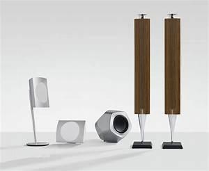 Bang Olufsen Heimkino : bang olufsen 39 s wireless beolab speakers subwoofer ~ Frokenaadalensverden.com Haus und Dekorationen