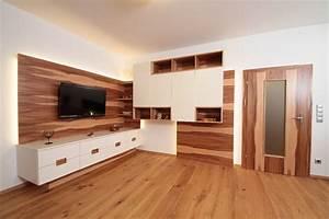 Möbel Wohnzimmer Modern : modernes wohnzimmer vom tischler in der hochsteiermark tischlerei winter ~ Buech-reservation.com Haus und Dekorationen