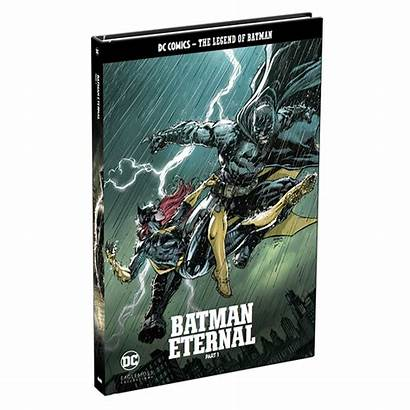 Batman Legend Eaglemoss Dc Graphic Novel Special