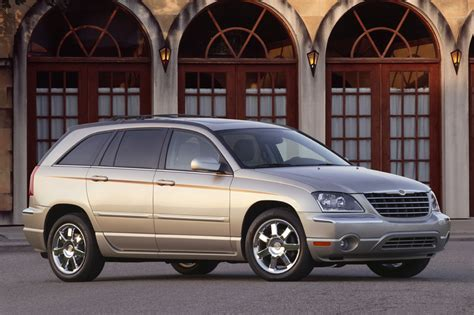 2005 Chrysler Pacifica Review by 2004 08 Chrysler Pacifica Consumer Guide Auto