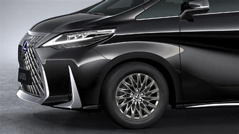 lexus lm interior specs prices features