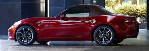 2017 Mazda Mx5 Miata Rf Paint Color Options