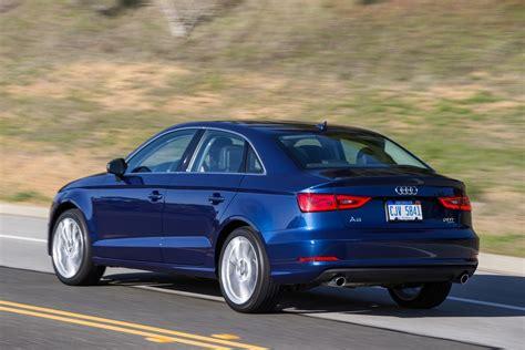 update road test review   audi  sedan  fwd