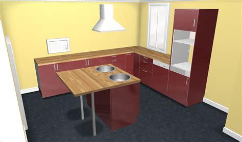 plan de cuisine ikea et la cuisine c 39 est ikéa renovation d 39 une