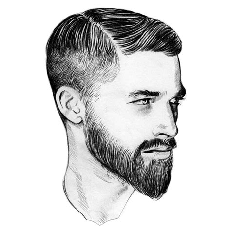 mens hair and beard styles the hair styles every needs to in 2018 8002