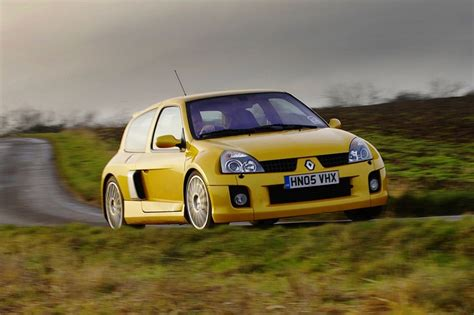 renault clio sport v6 renault sport clio v6 review history prices and specs