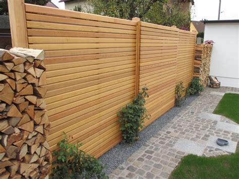 Sichtschutz Für Den Garten by Sichtschutz Garten Bronder Kreative Ideen F 252 R Ihren Garten