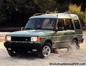 Land Rover Discovery 1 1989