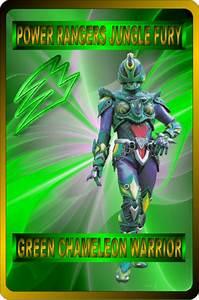 Power Rangers Jungle Fury Green Ranger Games Gamesworld