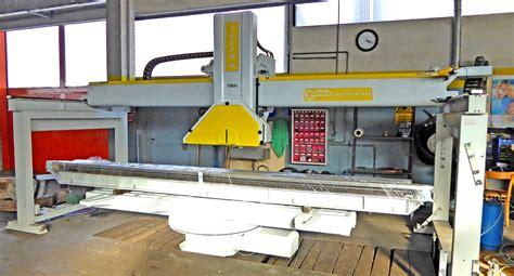 used bridge saw and used equipment