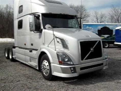 2007 Volvo Vnl64t780, Automatic Stock Number 8080 Youtube