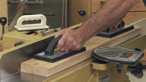grout floats  jointer safety