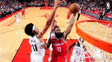 James Harden scores 58 points in loss to Nets, matching ...