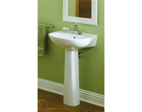 bathroom sinks at menards sterling sacramento 174 21 quot x 18 quot x 33 quot pedestal bathroom