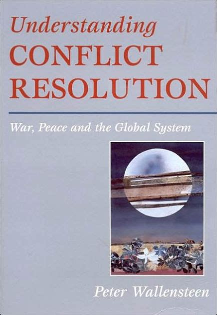 conflict understanding resolution peace