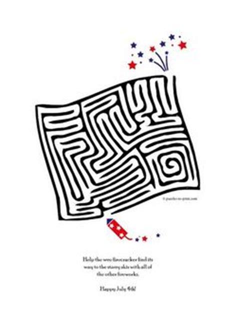 july fourth maze