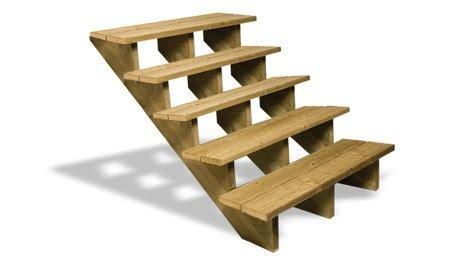 faire un escalier exterieur en bois escalier d ext 233 rieur en bois ou corten vente escalier pour terrasse piscine deck linea