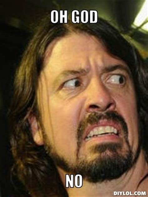 Dave Grohl Memes - the gallery for gt eww thats gross meme