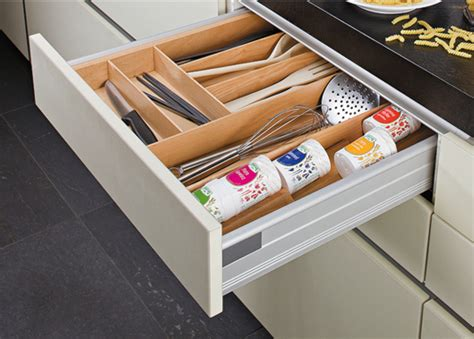 Drawer Spice Rack Insert by Spice Rack Drawer Insert Blum Tandembox Wood