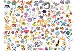 Go All Original 151 Pokemon