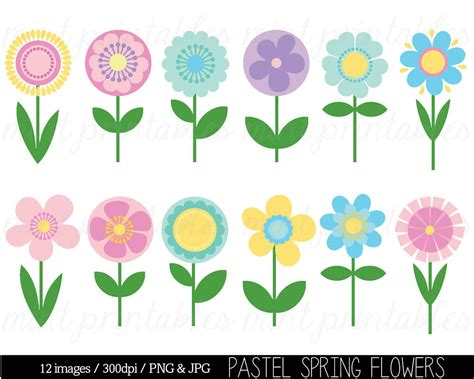 Free Flower Clipart Flower Clipart Explore Pictures