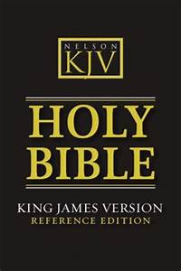 King James Reference Bible by Thomas Nelson ...
