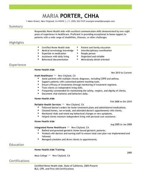 15491 home health aide resume home health aide resume sle best professional resumes