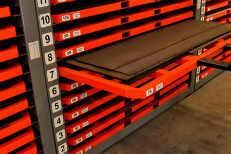 sheet metal racks gladwin machinery