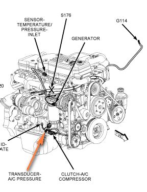 2015 Dodge Ram 2500 Wiring Harnes Ac Controll by I An 07 Dodge Ram 2500 With 5 9l Cummins The Ac
