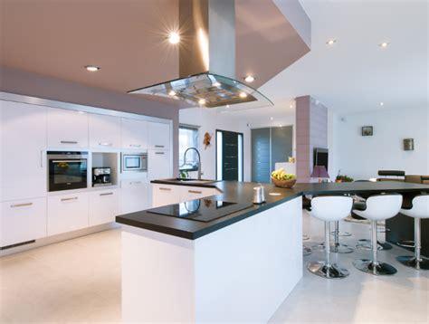 sejour avec cuisine ouverte emejing cuisine moderne ouverte sur sejour pictures