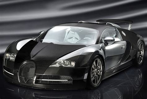 The interior is equally accented in gold color, but the rest of this beast is all bugatti. Mansory Bugatti Veyron Linea Vincero   Car Tuning