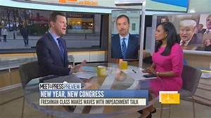 NBC Laughs About New Democrat 'Coming in Real Hot' for ...