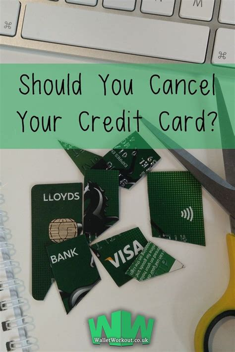 Canceling a credit card can hurt your credit score, but that doesn't mean you have to leave a card open forever. Should you Cancel your Credit Card? | Credit card, Cards, Credit cards debt