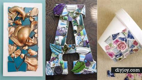 creative diy projects   broken tile diy joy