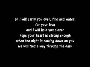 One Direction Through The Dark( MP3 Link + Lyrics) - YouTube