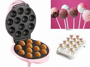 Cake Pop Maschine : cake pop maschine elektrisch 12 party pops lolli kuchen donut l cher muffin neu ebay ~ Watch28wear.com Haus und Dekorationen
