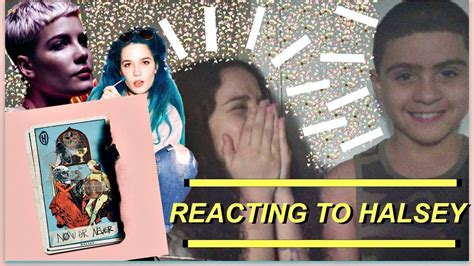 Reacting To Halsey's New Song