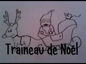 Traineau Du Pere Noel : dessiner le traineau du pere noel youtube ~ Medecine-chirurgie-esthetiques.com Avis de Voitures