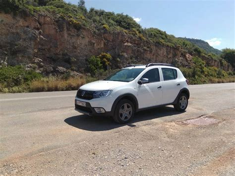 Of Ta Car Rental by Dacia Stepway Automatic Napoleon Rentacar Grnapoleon