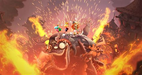 rayman legends ps playstation  game profile news